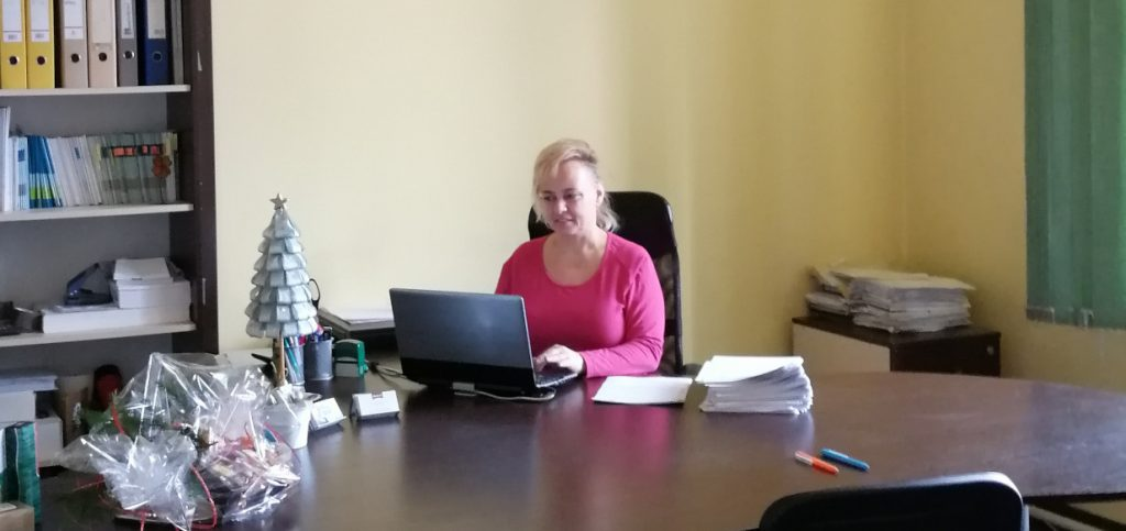 Monika Komorowska - biuro Multi-K Ubezpieczenia Tarnów
